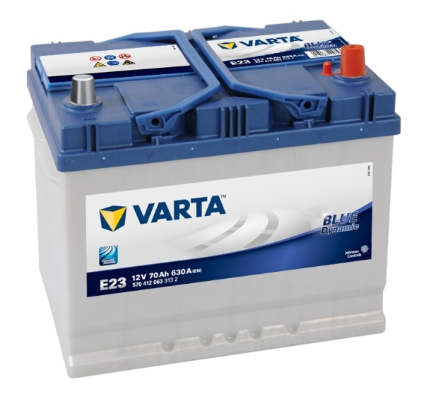 Varta Blue Dynamic E23 570 412 063